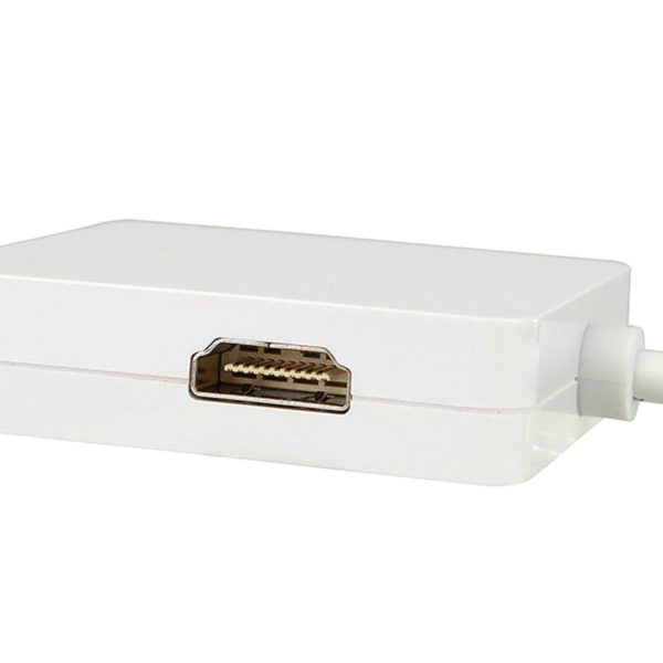 Конвертер видеосигнала mini DisplayPort DVI HDMI DP