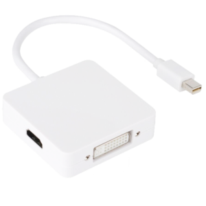 mini DisplayPort DVI HDMI DisplayPort