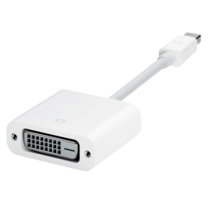 mini displayport dvi