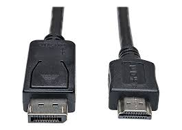 Шнур Displayport HDMI 1,8м