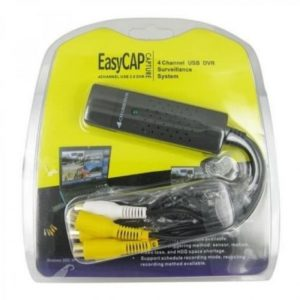 EasyCAP002 4CHANNEL USB 2.0 DVR